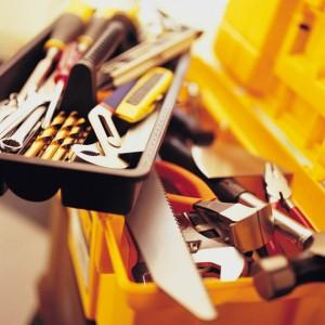 Инструменты для реставрации кухонного гарнитура
