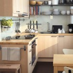 Кухня Икеа в интерьере