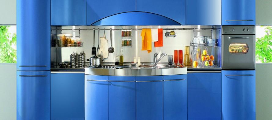 Специфика кухонных гарнитуров для маленькой кухни
