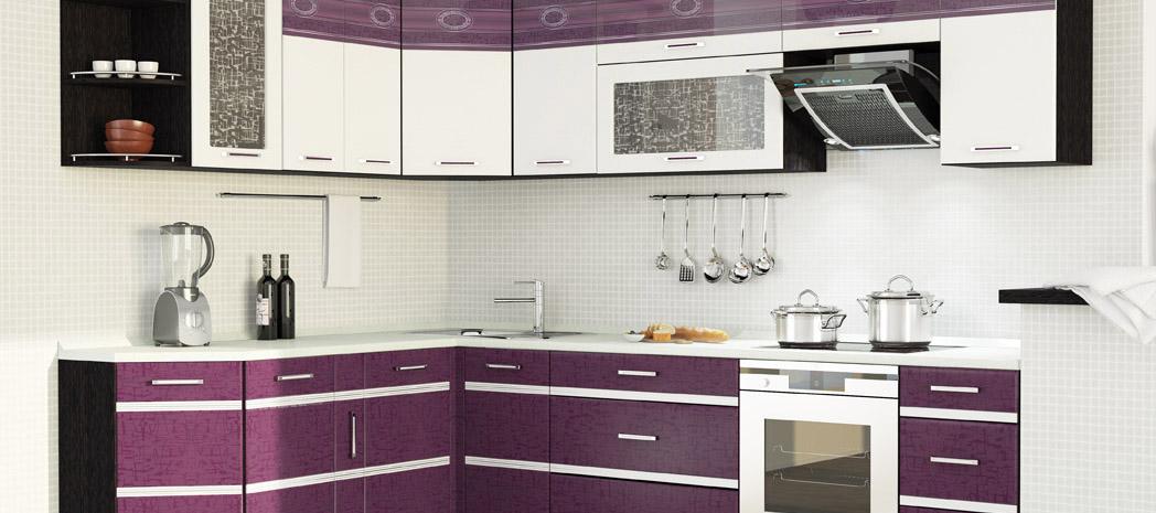 Угловые кухонные гарнитуры: модели, размеры и фото