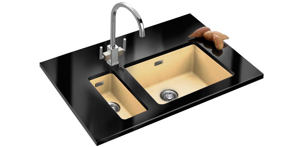 Встраиваемые мойки для кухни: преимущества, размеры, особенности установки