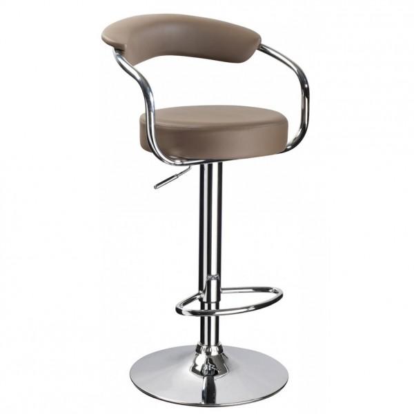 Барный стул, регулируемый по высоте