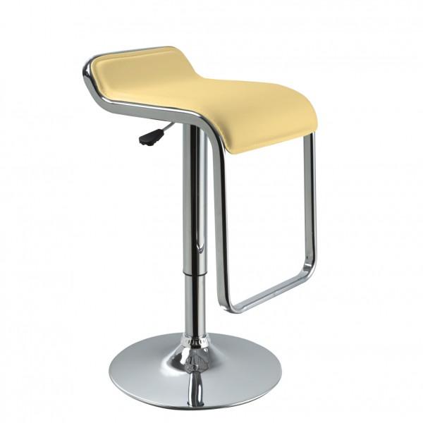 Барный стул с регулировкой высоты газлифт