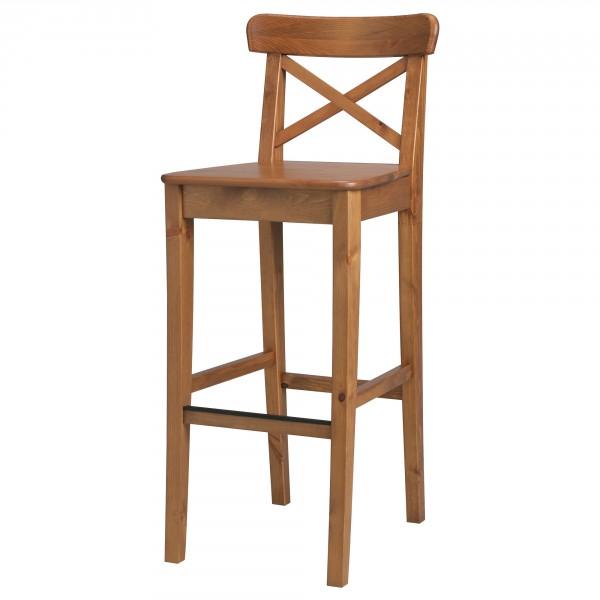 Ингольф Икеа барный стул