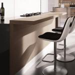Высота барного стула для кухни