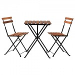 Складной стул (дерево, металл)