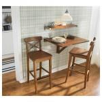 деревянные барные стулья икеа