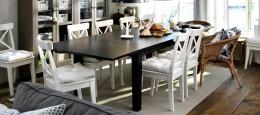 Деревянные стулья Икеа: преимущества, разновидности и особенности дизайна