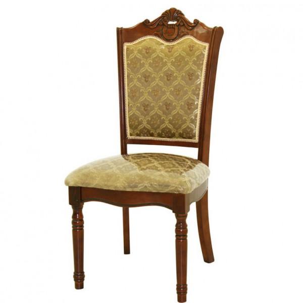 мягкий деревянный стул