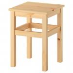 деревянный табурет для кухни