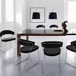 металлические кухонные стулья мягкие