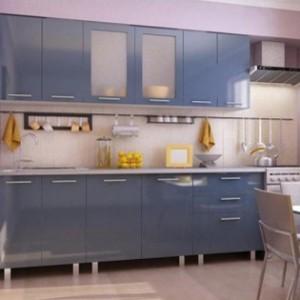 современная модульная кухня