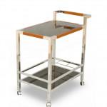 сервировочный столик на колесиках