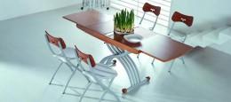 Складные металлические стулья: особенности конструкции и критерии выбора