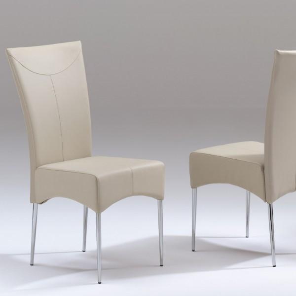 стулья на металлическом каркасе