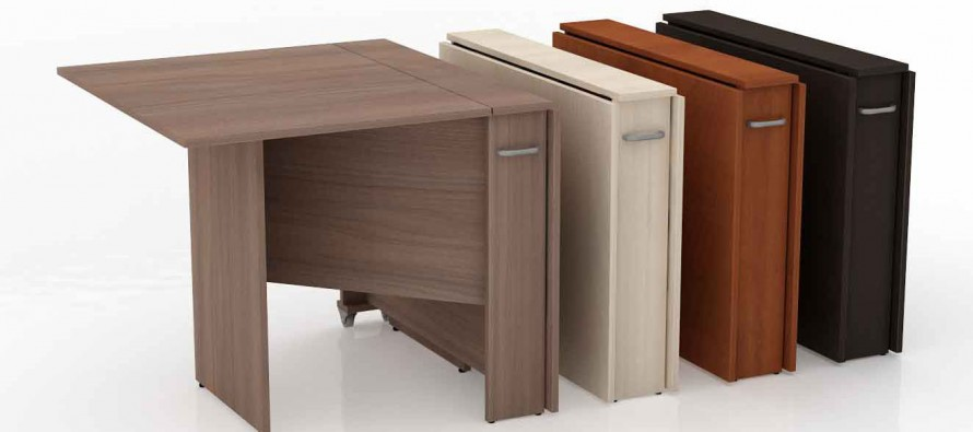 Особенности стола-книжки на колесиках