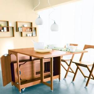 раскладной стол книжка с колесиками