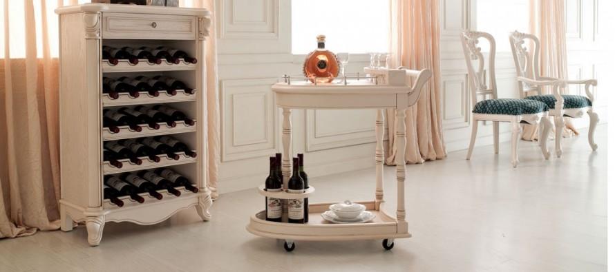 сервировочный столик миниатюра