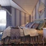 Роскошные цвета для спальни