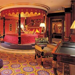 Фото спальни в восточном стиле