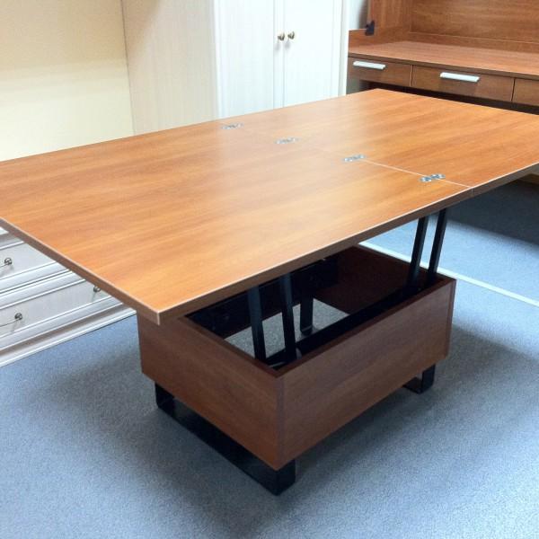 Стол трансформер деревянный обеденный