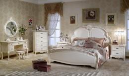 Спальня в стиле прованс – романтический остров для влюбленных