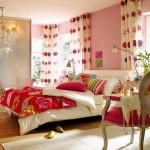 Прекрасный вариант дизайна спальни