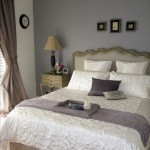 Элегантная спальня в пастельных тонах
