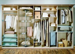 Внутреннее наполнение шкафов-купе: советы от профессионалов