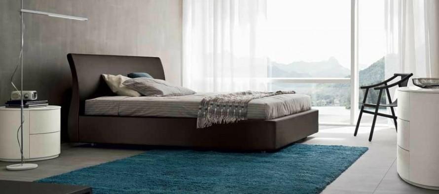 Спальня в стиле итальянского модерна