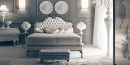Спальня в современном классическом стиле – сочетание античных традиций и современности