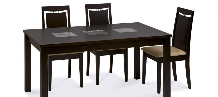 Особенности деревянных обеденных столов