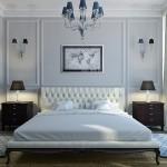 Шикарная спальня в современном стиле