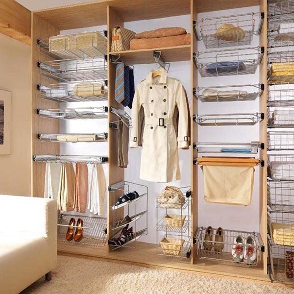 Схема планировки шкафа