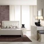 Дизайн спальни в стиле итальянского модерна