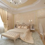Нежная спальня в пастельных тонах