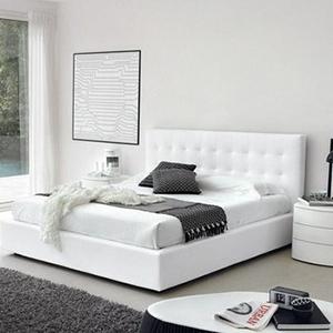 Уютная спальня в стиле итальянского модерна