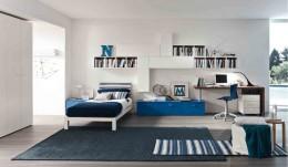 Навесной шкаф в спальню: комфорт, практичность, эргономичность