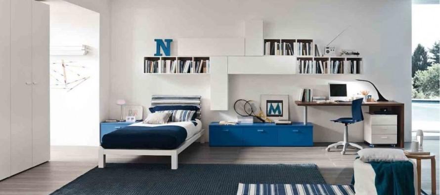 Навесные шкаф для спальни