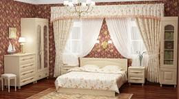 Шкаф-пенал в спальню — отличное решение для экономии пространства