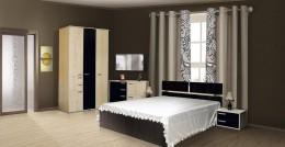Шкаф для одежды и белья  — необходимый предмет в любом спальном помещении