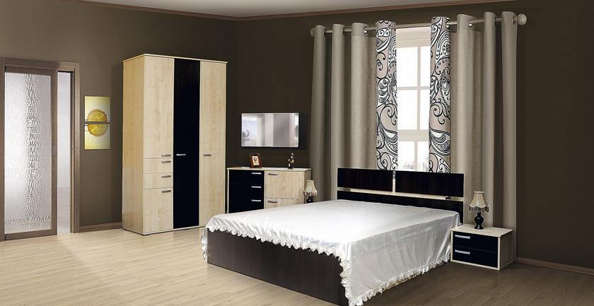 Шкаф для одежды и белья  - необходимый предмет в любом спальном помещении