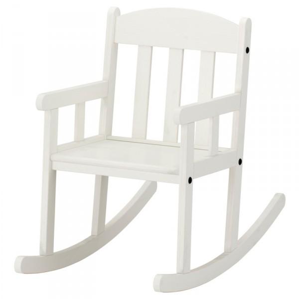 Детское кресло качалка Икеа