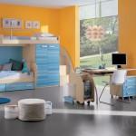 Дизайн подростковой детской комнаты