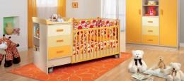 Детские кроватки-трансформеры: как выбрать подходящую модель