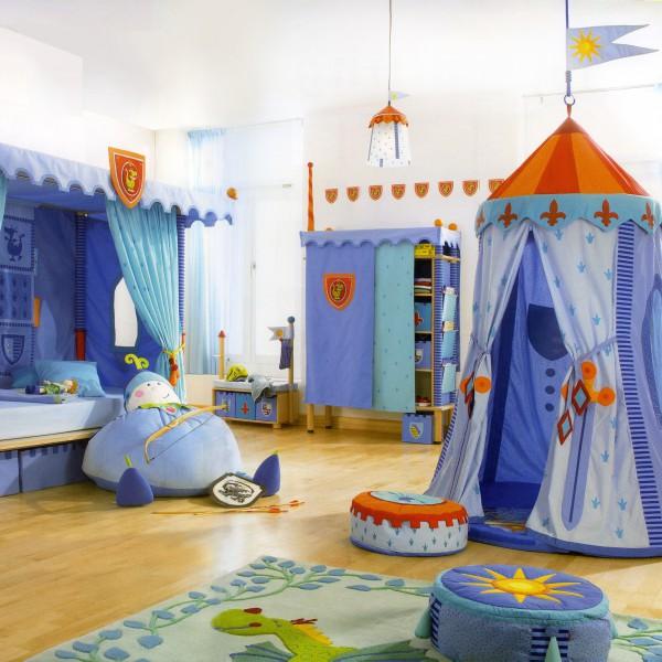 Комната для мальчика-дошкольника