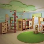 Комната для мальчиков-дошкольников