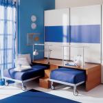 Комната с двумя выкатными кроватями