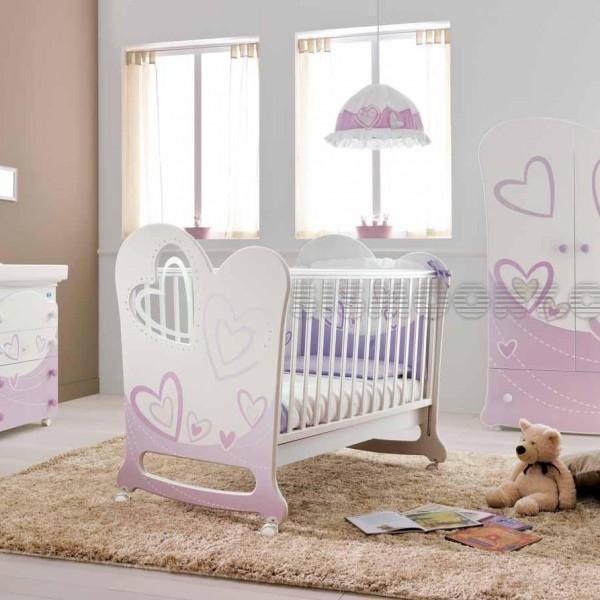 Кроватка Pali My Love Oblo