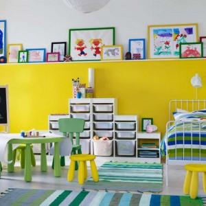 Наборы мебели для детской от Икеа